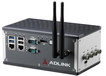 ADLINK: MCM-100智能振动监测解决方案