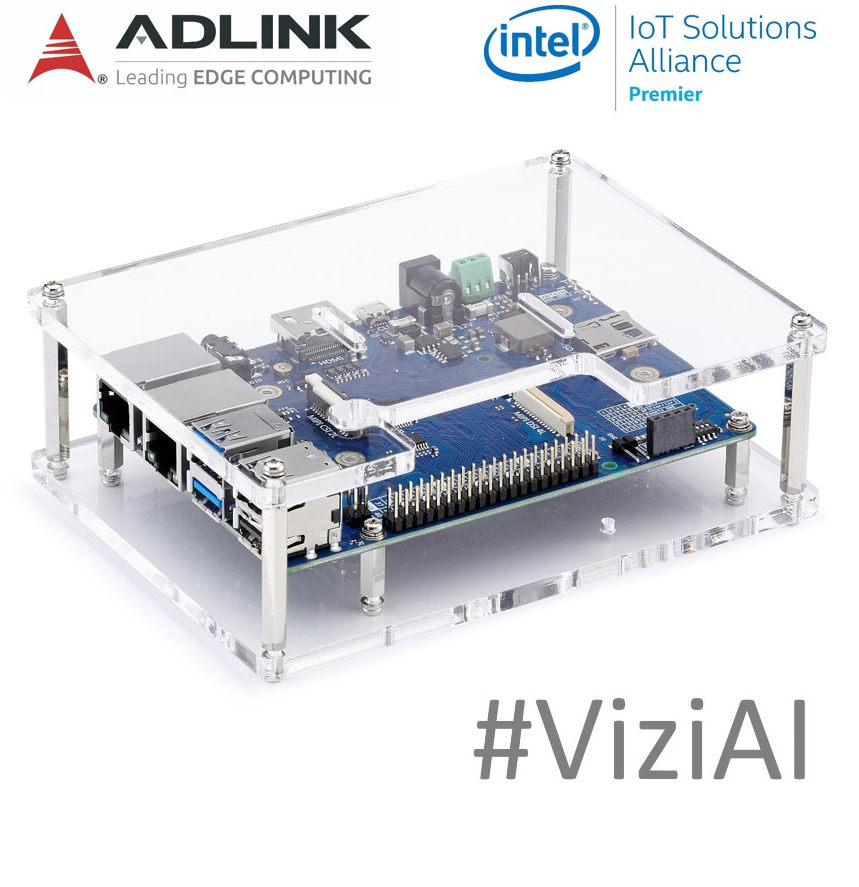 ADLINK: Vizi-AI™ Industrial Machine Vision AI Developer Kit