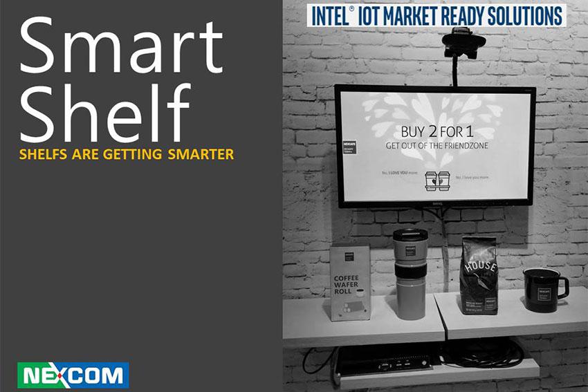 NEXCOM: Smart Shelf Solution for Targeted Advertising