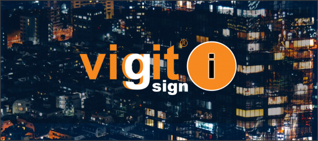 V-series: ViGit Smart Digital Signage