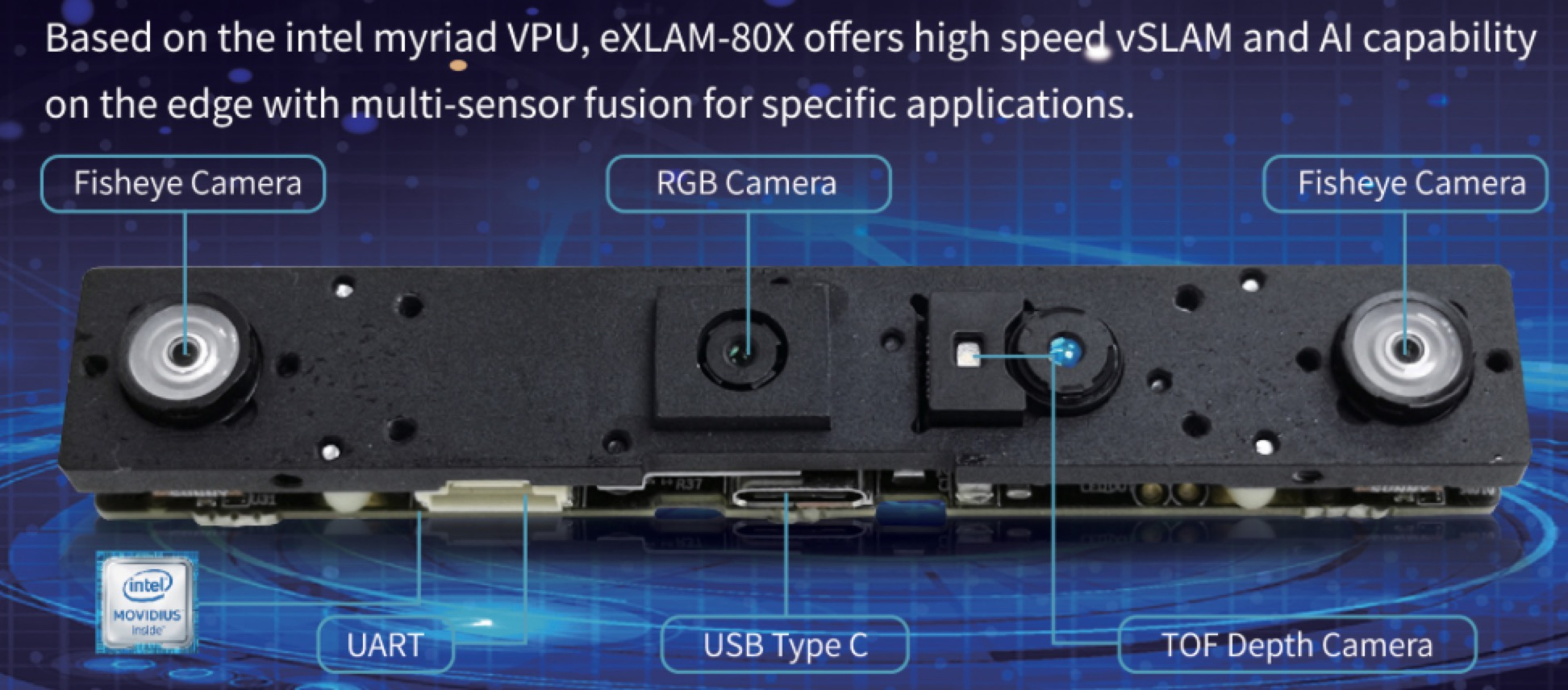 Xvisio Technology: Readies the Industry Leading High-speed VSLAM